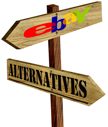 Alternatives to ebay