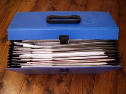 Filing system - household paperwork